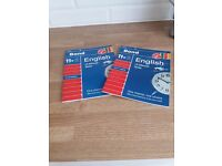 11 plus practice papers and Bond mini tests - 8 books
