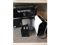 KRUPS U Nespresso Coffee machine - Free