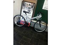 brand New Challenge Gauntlet Folding Mountain Bike
