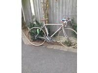 Vintage BSA Road Bike