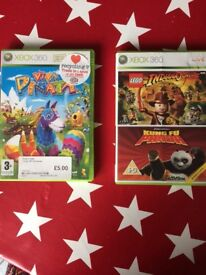 Used games each £1