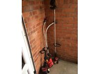 3x Petrol Strimmers