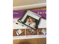 Photo trimmer ,two in one!