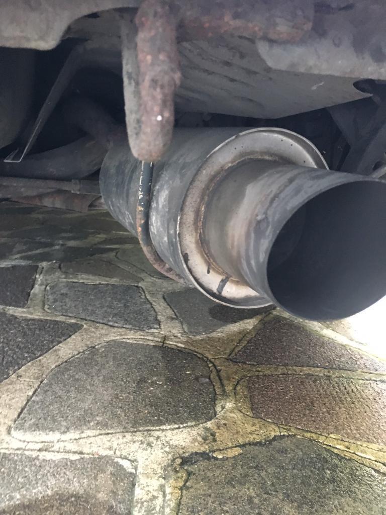 ST202 Toyota Celica Backbox Exhaust