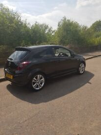 Vauxhall Corsa SXI 1.4. Low mileage. Cheap to insure. Ideal 1st car.
