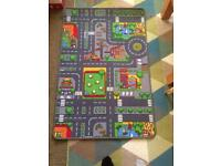 Kids play mat/rug