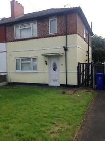 Three bedroom family home for rent