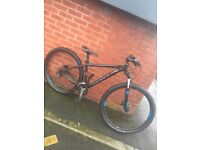 Cube analog cmpt mountain bike