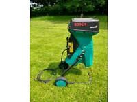 Bosch AXT 1600HP garden shredder