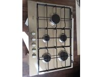 New Gas hobs