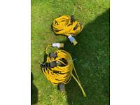110v string lights 22m x2