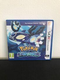 Pokemon Alpha Sapphire for Nintendo 3DS £20 ono