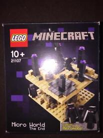 Minecraft Lego - The End