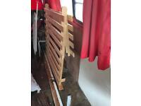 Futon frame no matress