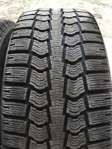 4 pneus d hiver 225/50r17 pirelli
