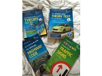 Official DVSA Theory test books and Dvd