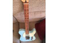 Fender Deluxe Nashville Telecaster 2017