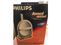 Philips TV antenna SBCTT350 UHF/VHF/FM Indoor 38 dB