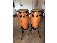 Meinl Marathon classic wood conga drums