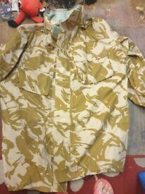 Brand new military jacket