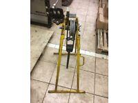 Floor Standing Pipe Bender