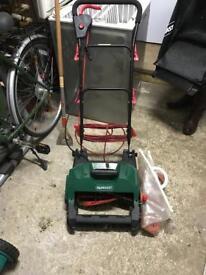 Elec rotary qualcast mower
