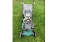 Petrol Hand Propelled Lawn Mower