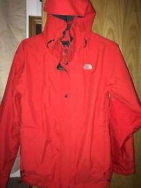 Ladies Goretex North Face jacket