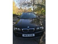 BMW 3 Series 2.2 320Ci 2dr - VEHICLE HAS MISFIRE. 2 owners