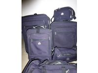Complete luggage set, great condition