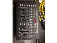 stage lighting controller