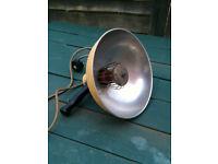 Vintage pifco heat lamp