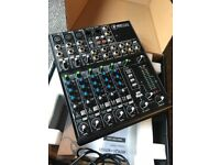 Mackie 802VLZ4 - 8 Channel Analogue Mixer