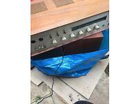 Vintage rogers amp