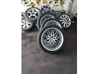 BMW x5, 5 series, e60/61 alloys for sale