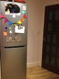Hotpoint Fridge Freezer - as new