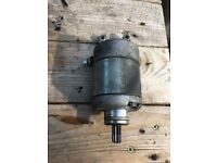Vespa 250 starter motor for sale
