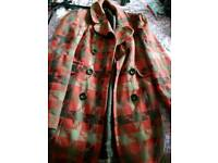 Coat size 12 from Next