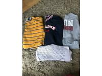 Ladies clothes size 6-8