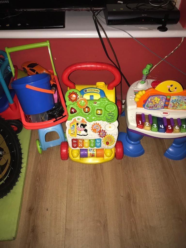 Kids Vtech learning toy