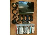 PS3 & 4 Controls + Loads of games