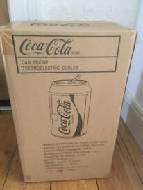 Coca cola can fridge (100% new)