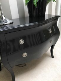 Italian made console, excellent condition, 4 years old.