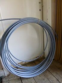Unused PolyPlumb PB Barrier Pipe 15mm x 36m
