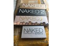 Naked eye shadow pallet
