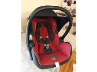 Maxi cosi baby car seat free to collect