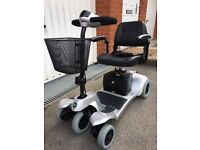 Quingo Mobility Scooter -5 wheels- With Brand NEW Batteryes, Perfect Working Order, Free Delivery!
