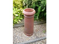 Victorian? Terracotta Chimney Pot