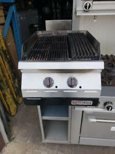 """Charcoal Garland BarBq BBQ Charbroiler Grill Grille 18"""" Gaz Gas"""