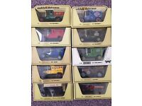 Matchbox models of yesteryear Collectable vintage Diecast classic car die cast joblot not Lledo toy
